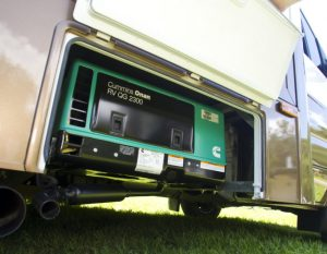 cumman onan RV generator
